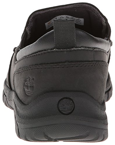 Timberland Discovery Pass Moc Toe Moc Toe Slip-On (Toddler/Little Kid/Big Kid),Black,1 M US Little Kid