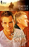Front cover for the book Shadow Soldier by Carol Lynne