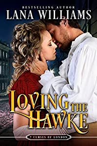 Loving The Hawke by Lana Williams ebook deal
