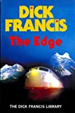 Front cover for the book The Edge by Dick Francis