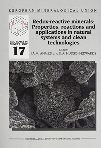 Redox-reactive Minerals: Properties, Reactions and Applications in Clean Technologies (EMU Notes in Mineralogy)