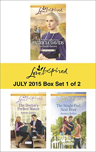 book cover of Love Inspired July 2015 - Box Set 1 of 2