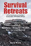 Survival Retreats, David Black, 1616084170