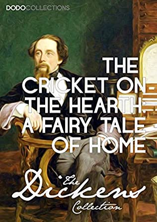book cover of The Cricket on the Hearth