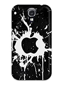 For UgmlVmd5722YRVpg Christmas Black And White Protective Case Cover Skin/galaxy S4 Case Cover