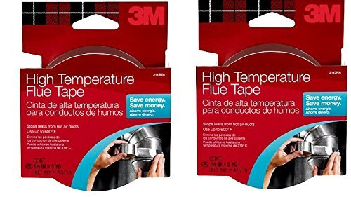 High-Temperature Flue Tape by 3M