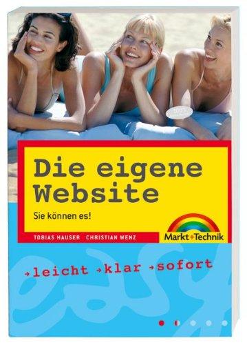 Die eigene Website: Sie können es! (easy)