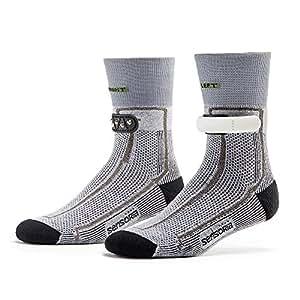 Sensoria Fitness Socks and Anklet, X-Large