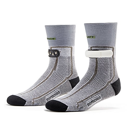 Sensoria Fitness Socks and Anklet, X-Large