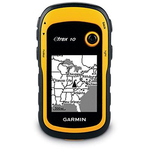 Garmin eTrex 10 GPS Handheld ()