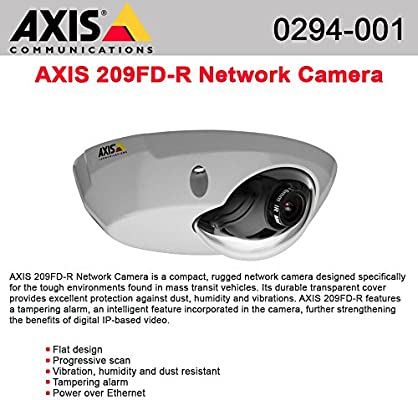 AXIS 209MFD-R NETWORK CAMERA WINDOWS DRIVER