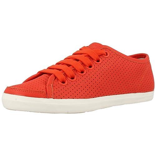 Calzado Deportivo para Mujer, Color Naranja, Marca CAMPER, Modelo Calzado Deportivo para Mujer CAMPER Motel Naranja: Amazon.es: Zapatos y complementos