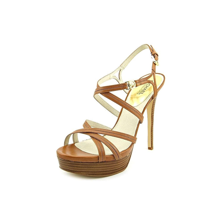 Amazon.com | MICHAEL Michael Kors Cicely Platform Sandal | Platforms &  Wedges