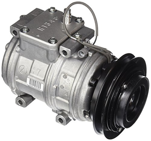 - Denso 471-1166 New Compressor with Clutch