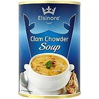 Spinnaker Elsinore Classic sopa de sopa de almejas