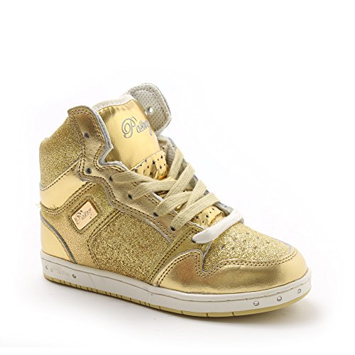 Pastry Glam Glitter Youth Sneaker product image