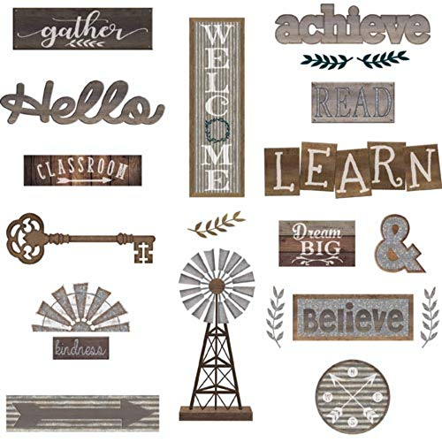 Home Sweet Classroom Wall Decor Bulletin Board Set by Online Discounts Gifts -