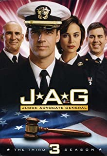 Amazon com: JAG (Judge Advocate General) - The Complete Second