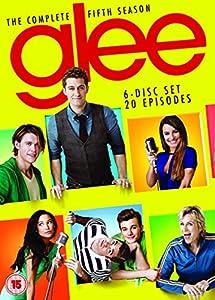 glee season 5 dvd amazoncouk lea michele matthew