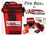 VAS Fire Box - Emergency Fire Starting Kit in a Waterproof Case