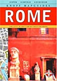 Rome, Knopf Guides Staff, 0375711007