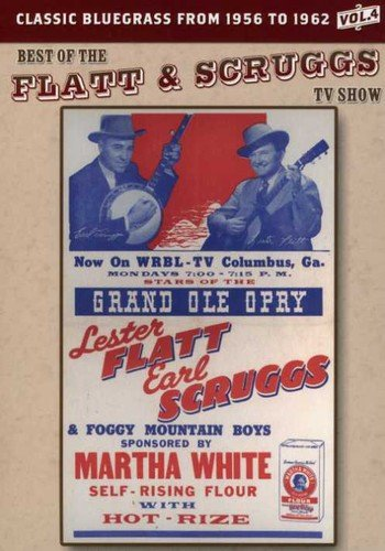 Flatt & Scruggs TV Show - Vol. 4 Tv Greatest Hits Vol 4