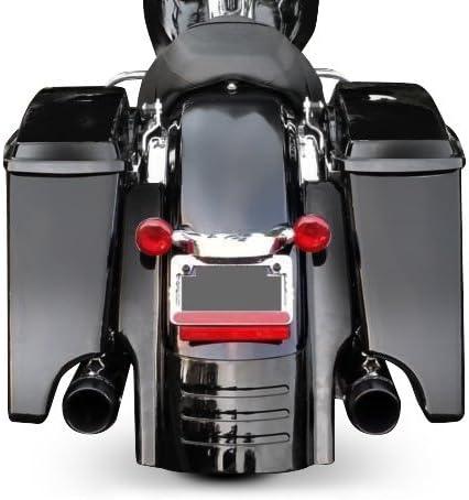 Kotflügelverlängerung Hinten Für Harley Electra Glide Ultra Classic 96 08 Auto