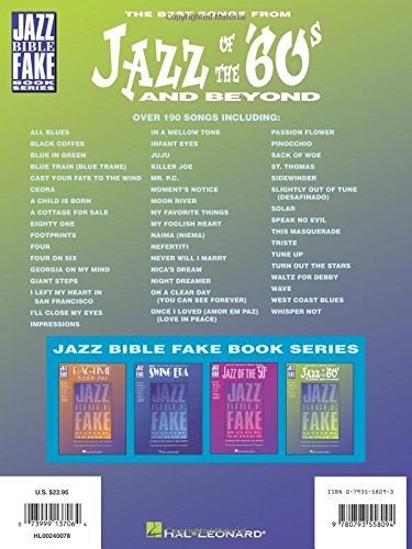 fake book of swing jazz pdf