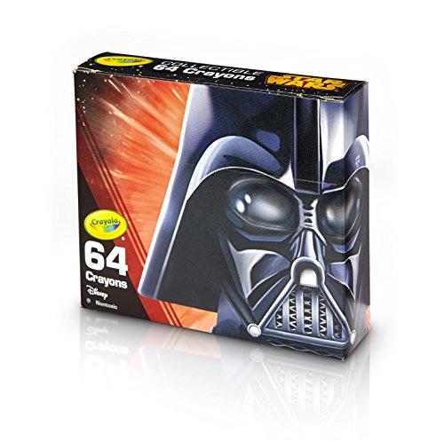 ion Crayon, Star Wars Darth Vader Toy (64 Count) ()