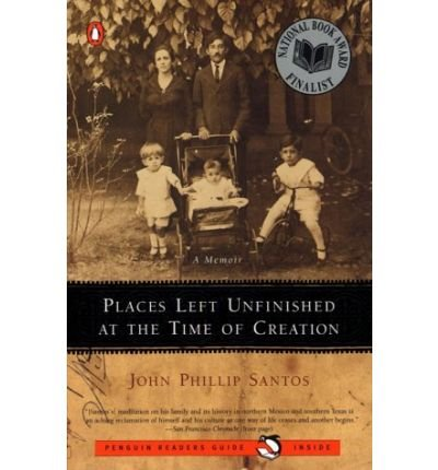 Places Left Unfinished at the Time of Creation (Paperback) - Common PDF