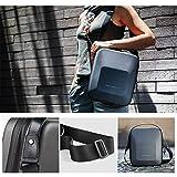 PGYTECH Mavic 2 Carrying Case, Upgraded Portable Waterproof Carry Case, Hard Shell Protective Outdoor Travel Case/Shoulder Bag/Handbag Compatible DJI Mavic 2 Pro/Zoom Drone Accessories
