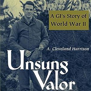 Unsung Valor Audiobook