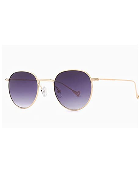 Amazon.com: Adam Woolf nueva moda Teñido de Azul anteojos de ...