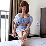 Y-Not 4.3ft Realistic Sex Doll 51.2'' TPE Life Size Love Doll Female Mannequin 130cm 3 Holes Masturbator for Men