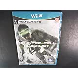 Tom Clancy's Splinter Cell Blacklist Upper Echelon Edition - Wii U