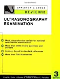 img - for By Carol Krebs - Appleton & Lange Review for the Ultrasonography Examination: Third Edition: 3rd (third) Edition book / textbook / text book