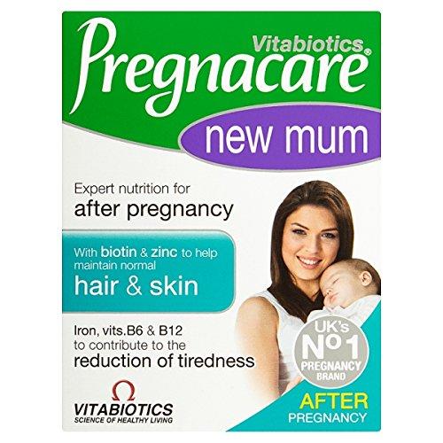 Vitabiotics Pregnacare New Mum Supplement (28 Piece) (New Mum)