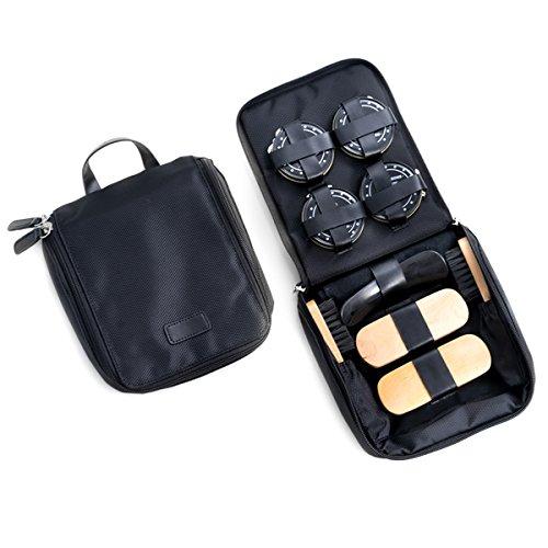 Trey Travel Shoe Shine Kit