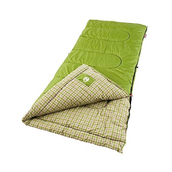 Coleman Green Valley 30 Degree Sleeping Bag 3
