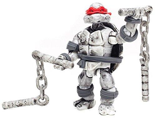 Mega Bloks Teenage Mutant Ninja Turtles Michelangelo Eastman and Laird Collectors Figure
