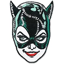 Cat Woman Iron-on Patch (Iron-On)