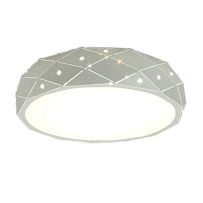 MEIHOME Lámpara de techo LED con atenuación de control ...