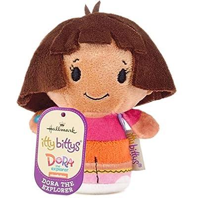 HMK itty bittys Nickelodeon Dora The Explorer Stuffed Animal: Toys & Games