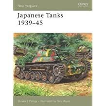 Japanese Tanks 1939–45 (New Vanguard)