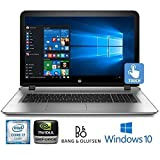 HP Pavilion 15.6 Inch Premium Flagship Touchscreen Gaming Laptop Computer ( Intel Core i7-6500U 2.5GHz, 12GB DDR4 RAM, 1TB HDD, NVIDIA GeForce 940MX, Backlit Keyboard, Windows 10 )