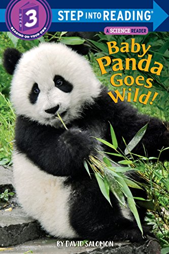 Baby Panda Goes Wild! (Step into Reading) (English Edition)