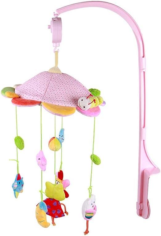 Bebés Móviles Timbre De Rana para Bebé con Caja De Música ...