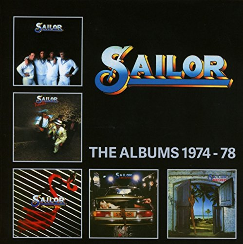 Albums 1974-1978