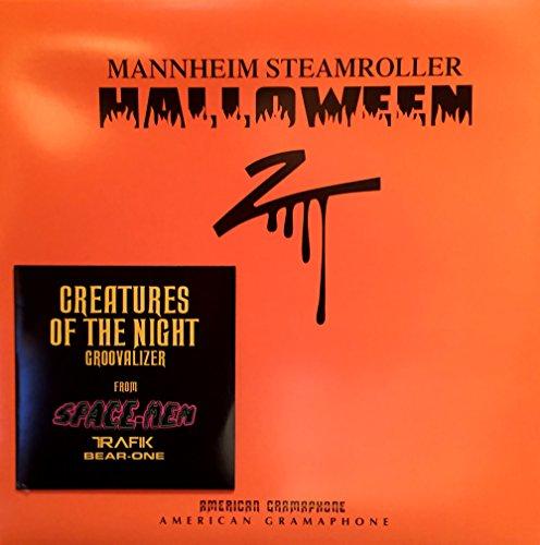 Halloween 2: Creatures of the Night Dance Remixes ()