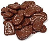 Weaver Chocolates Milk Chocolate Covered Banana Chips (1 LB.)